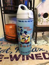 New ListingDisneyland 65th Anniversary Tervis Tumbler/Water Bottle. 24 Oz