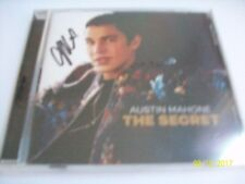 Austin Mahone - The Secret New + Sealed Signed CD Autographed Autograph