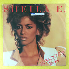 Sheila E - The Belle Of St. Mark / Too Sexy, Warner Brothers W9180T Ex A1/B1