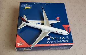 Gemini Jets 767-300ER Delta Airlines N195DN in 1:400