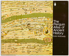 The Penguin Atlas of Ancient History by Colin McEvedy, John Woodcock PAPERBACK