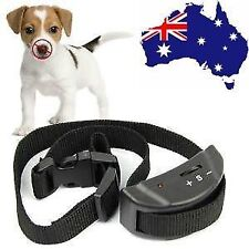 AUTOMATIC ANTI BARK STOP BARKING DOG TRAINING COLLAR