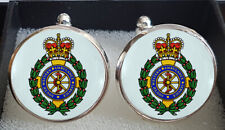 South Western Ambulance Service (SWAS) Cufflinks - A Great Gift