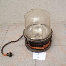 Lanterne, lampe bateau - idéal déco loft industriel - métier - marine