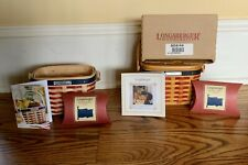 Longaberger All American Collection, Inaugural & Hostess Appreciation Basket