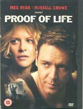 Proof of Life - DVD - Meg Ryan, Russell Crowe, David Morse, Pamela Reed, David