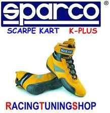 SCARPE KART SPARCO K-PLUS 39 ARANCIO SPARCO SHOES SCHUHE  KART SPARCO cipő BUTY