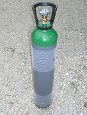Bombola Miscela 14 lt argon / co2  saldatura a filo e riduttore professionale