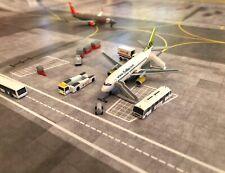 Southend UK SEN 1//400 Scale Regional Model Airport Layout Sheet