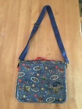 Cath Kidston Kids Rocketship Messenger Bag NWOT