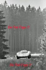 Phil Hill & Jo Bonnier Chaparral 2D Nurburgring 1000 Km's 1966 Photograph 2