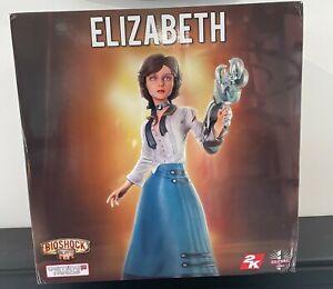 "Bioshock Infinite Elizabeth Gaming Heads Statue 179/1000 Figure 18"""