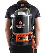 BackPack Vacuum Cleaner CommercialCanister IndustrialHardwoodFlo or Lightweigh
