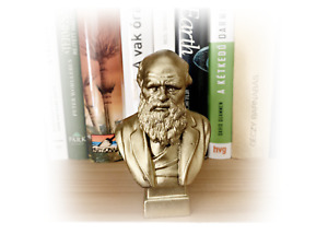 Charles Darwin Bust - 3D printed