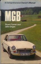 MG MGB Comprehensive Owners Manual - maintenance overhaul tuning racing rallying