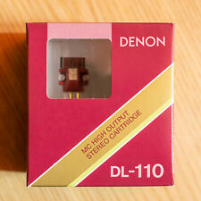 Denon DL 110 MC High Output Tonabnehmer System