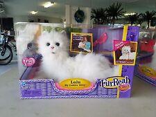 Fur Real Friends Lulu My Cuddlin Kitty Cat