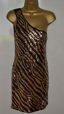 Lipsy Sequin One Shoulder Dresses for Women