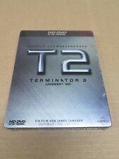 Terminator 2: Judgement Day (HD DVD) German Steelbook NEW