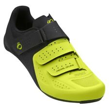 Pearl Izumi 2018 Select Road v5 Bike Bicycle Cycling Shoes Black/Lime - 46