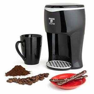Mini Drip Coffee Maker with Mug, Small Coffee Pot With Coffee  Assorted Sizes