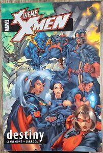 X-Treme X-Men Vol 1: Destiny TPB 2nd print 6.5 FN+ (2003 Marvel Comics)