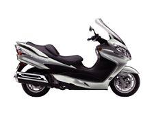 Coprisella specifico per scooter Suzuki Burgman 400 K7 dal 2007 al 2012 realizza
