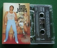 Tom Jones The Lead And How To Swing It inc Show Me + Cassette Tape - TESTED
