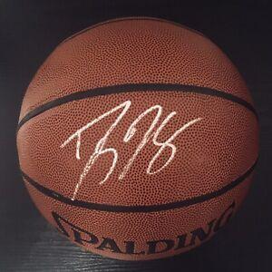 Dwight Howard Autographed Spalding NBA Basketball Los Angeles Lakers/ JSA