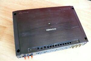 Kenwood Excelon XR900-5 5 Channel speaker amp amplifier subwoofer Full System