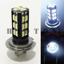 H7 Samsung (1 Pc) LED 30 SMD White Xenon 6000K Hi/Low Headlight #Gd1 Light Bulb