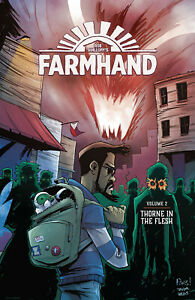 Farmhand TP Volume 2: Thorne in the Flesh Softcover Graphic Novel
