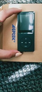 16 GB Agptek A02(S) Longevity mp3 Music Player