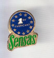 RARE PINS PIN'S .. SPORT PECHE FISHING POISSON SENSAS CANE APPATS EUROPE N°1 ~CQ
