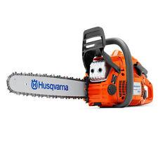 """New Husqvarna 450 E-Series Gas Powered X-Cut 20"""" Bar Chainsaw 967651103"""