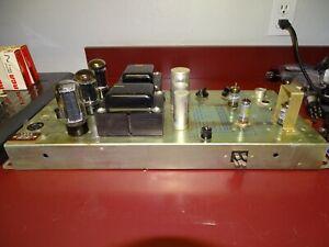 Seeburg Model HFMA2 High Frequency Master Tube Amplifier, Jukebox
