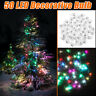 50x Mini LED Ball Lamp Balloon Light for Paper Lantern Wedding Party Home