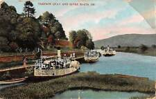 More details for uk32801 trefriw quay and river boats wales uk