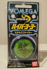 Yomega Saber Wing Performance Yoyo 1998 Rare Collectible BNIP Blue/Yellow