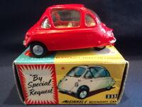 Corgi 1960's Heinkel Economy Car No: 233 N/MINT Ex Shop Stock