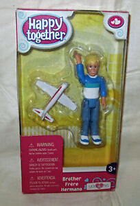 Happy Together You & Me Toys R Us NEW in box, Blonde brother to Dollhouse New