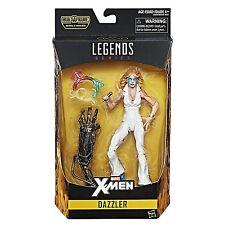 "Marvel Legends XMEN DAZZLER 6"" Figure BAF WARLOCK"