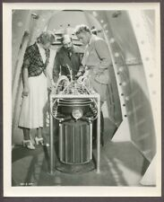 Flash Gordon Buster Crab & Jean Rogers 1936 Vintage Science Fiction Photo J3920
