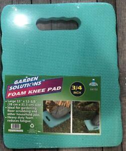 "LARGE FOAM KNEELING PAD 15"" x 12"" Knee Mat Seat Cushion Garden Kneeler Thick"