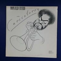 DONALD BYRD Caricatures BNLA633G LP Vinyl VG+ near ++ Cover VG+