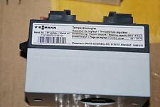 VIESSMANN 5286373 TEMPERATURREGLER 230 V 6(1,5)A 30-110° REGLER TEMPERATUR NEU