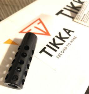 Tikka Sako OEM Factory Muzzle Brake 5/8-24