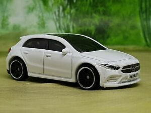 Hot Wheels '19 Mercedes Benz A Class Diecast Model Car - Excellent Condition