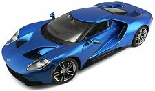 Maisto 1:18 2017 Ford GT Concept Diecast Model Sports Racing Car Vehicle Blue