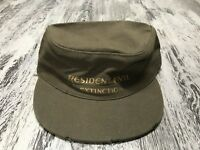 RESIDENT EVIL EXTINCTION CAST CREW MILITARY STYLE MOVIE PROMO HAT ALL BETS OFF